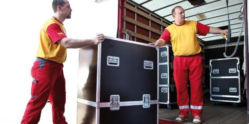 Transport Ihrer Güter durch die ganze Schweiz.