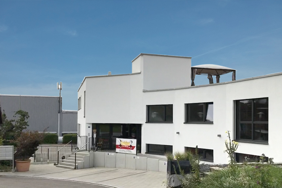 Das neue Heider-Gebäude erfüllt höchste Ansprüche